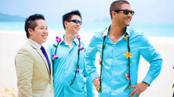 Hawaii groom photo