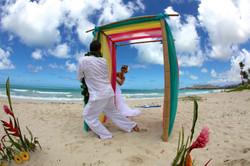 Beach Wedding in Hawaii-1