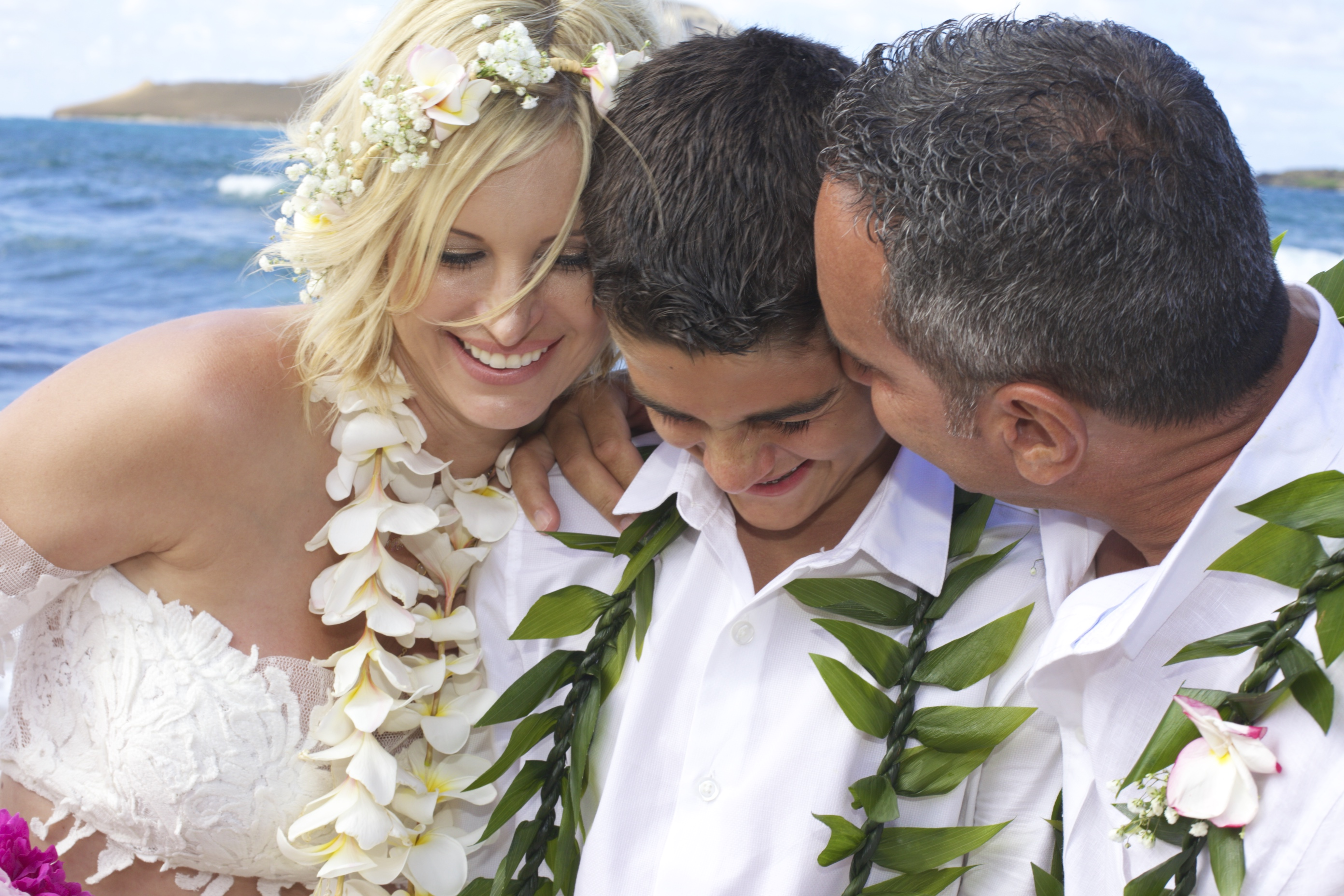 Vow Renewal in Hawaii -74