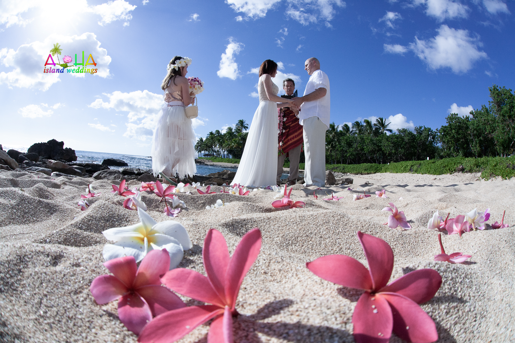 wedding or vow renewal site in the Ko'Olina-12