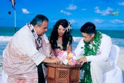 Beach wedding in Kailua-129