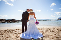 Hawaii wedding paradise cove 36