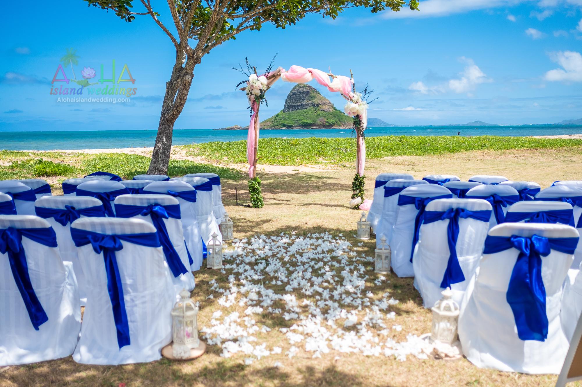 Hawaii weddings and events, Kualoa-6