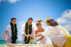 Sand ceremony -4