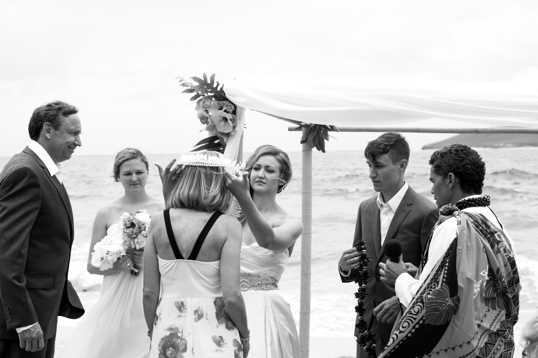 Hawaiian Wedding Ceremony -17