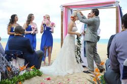 wedding In Hawaii - wedding ceremony-34