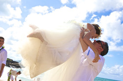 Vow Renewal in Hawaii -86