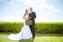 Hawaii wedding paradise cove 23