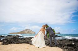 Hawaiian Wedding Pictre Romance -11