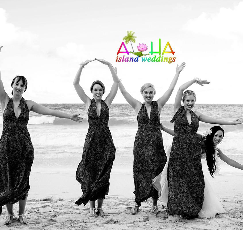 Hawaii weddings - wedding in hawaii-1