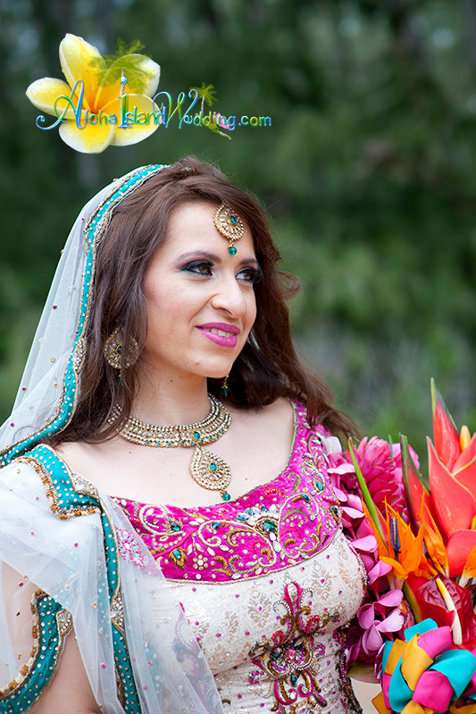 Beautiful Indian bride picture