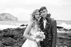Hawaiian Wedding Pictre Romance -3