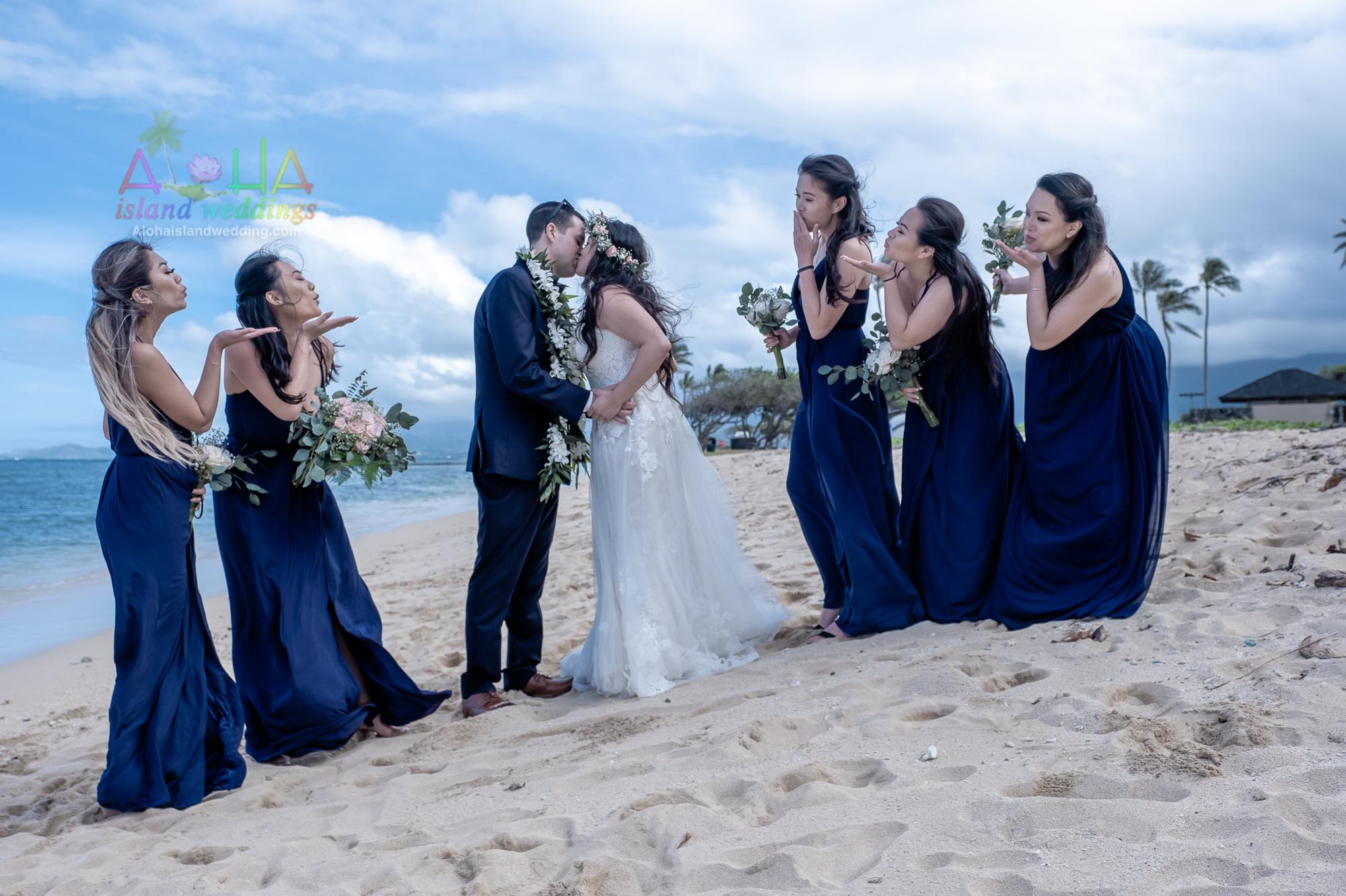 Hawaii weddings and events, Kualoa-38