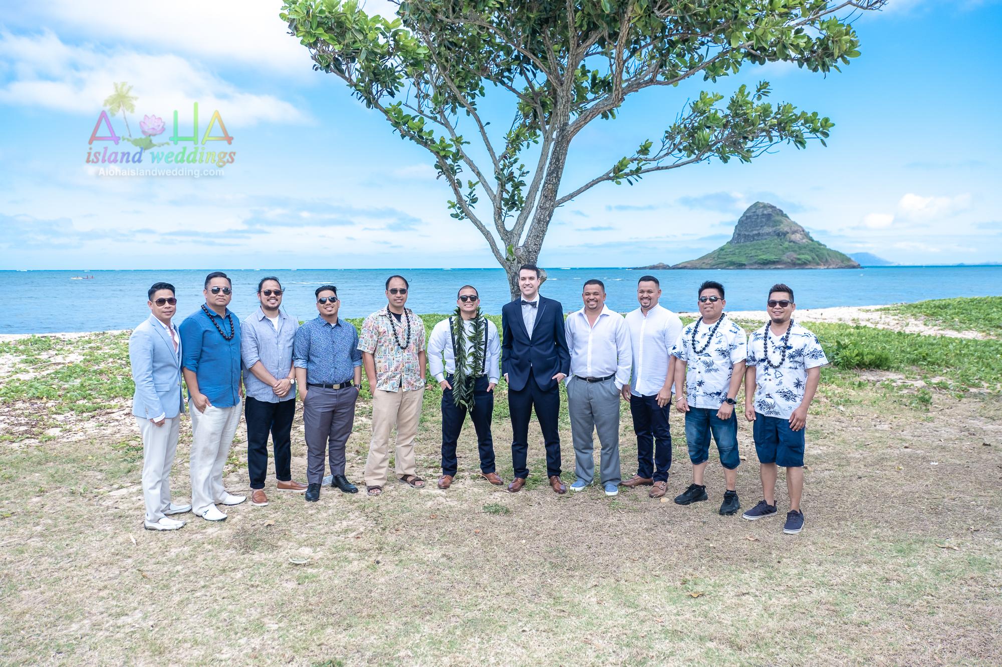 Hawaii weddings and events, Kualoa-333