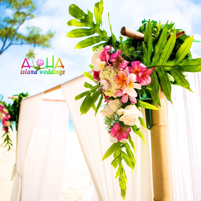 Hawaii Wedding Ceremony-0