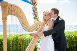 Harpist in Hawaii 12