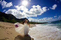 Vow Renewal in Hawaii -55