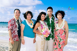 Beach wedding in Kailua-123