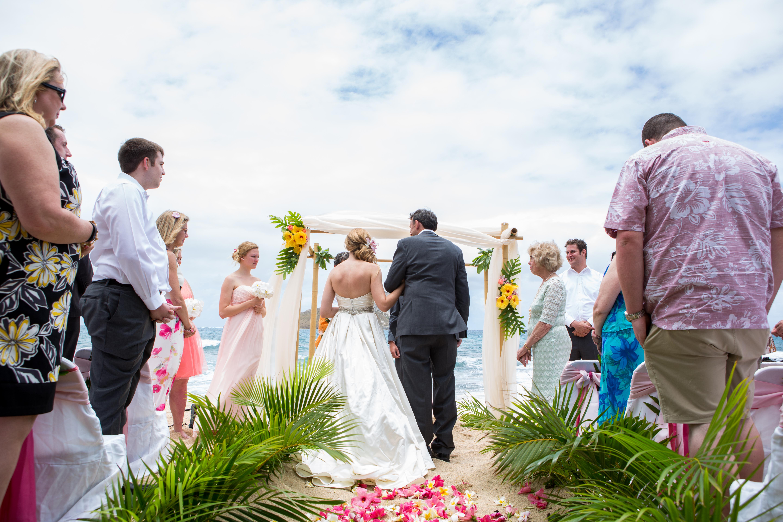 Hawaiian Wedding Ceremony -12