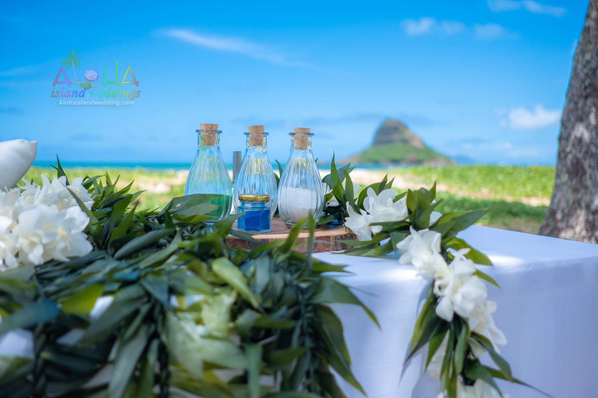 Hawaii weddings and events, Kualoa-23