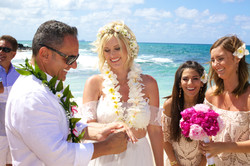 Vow Renewal in Hawaii -18