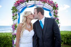 Hawaii wedding paradise cove 17