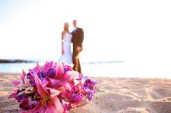 Hawaii wedding paradise cove 41