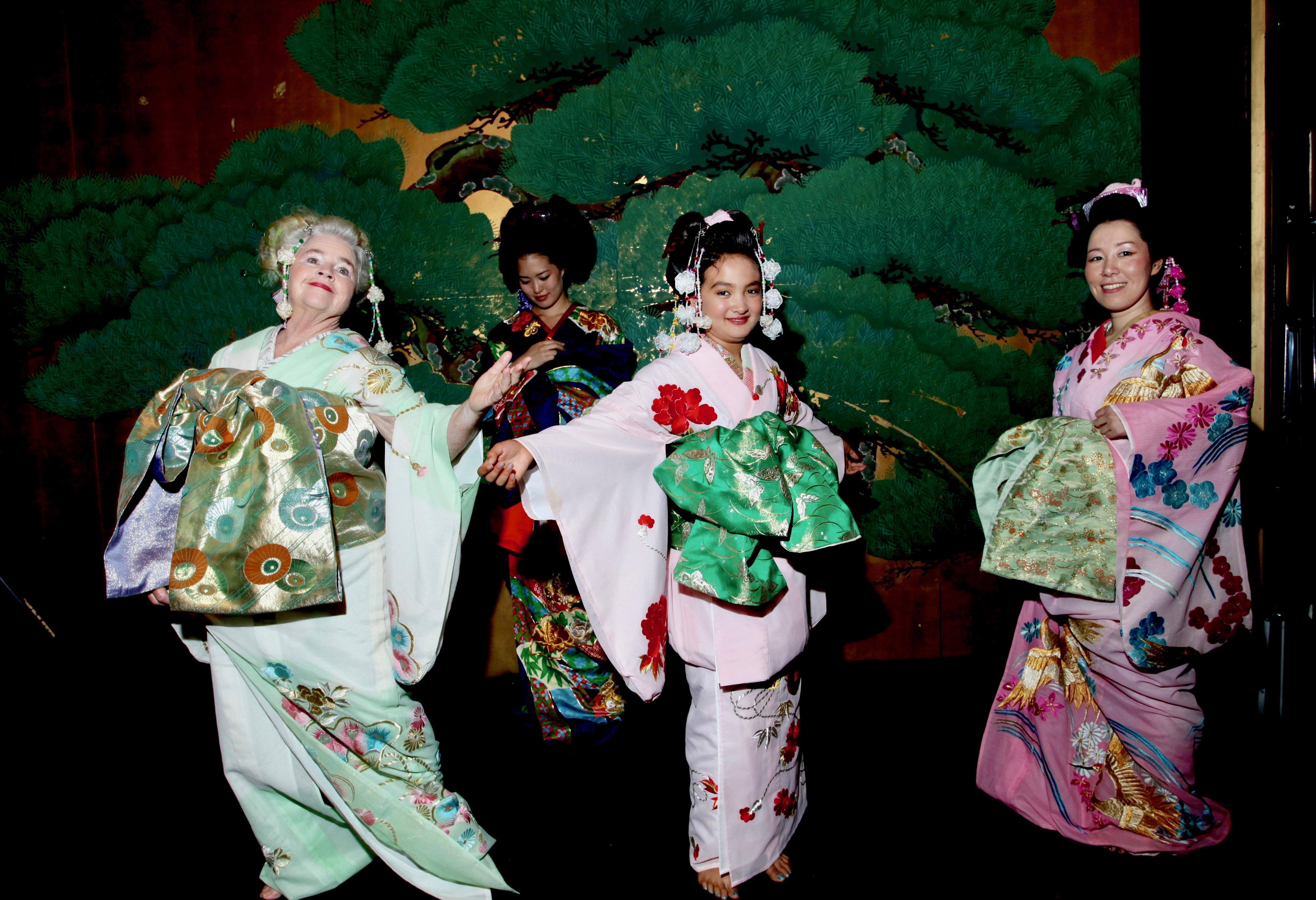 Kimono picture
