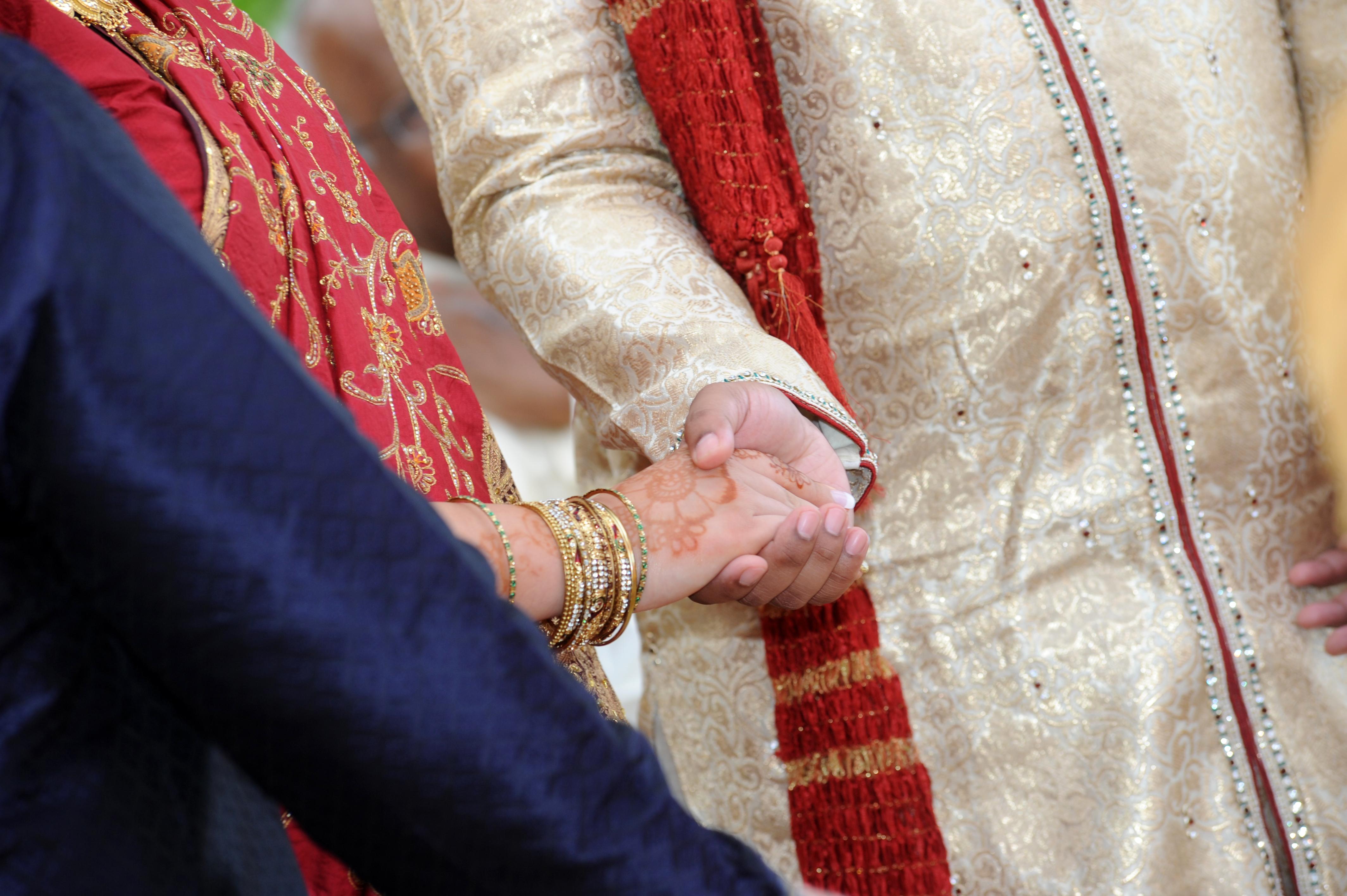 Hawaiian Indian Wedding Ceremony -31