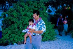 Beach wedding in Kailua-82
