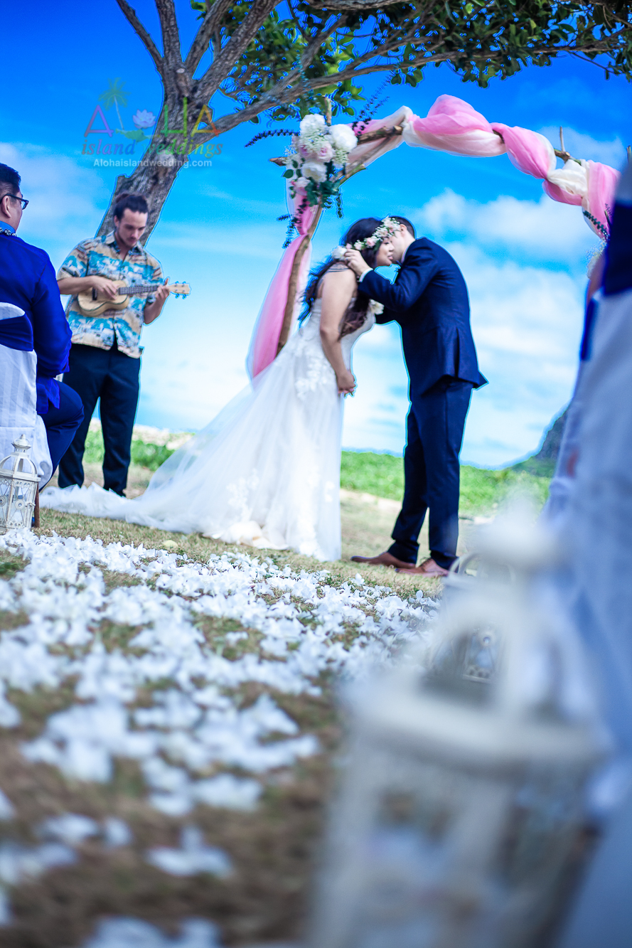 Hawaii weddings and events, Kualoa-35