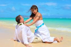 Lanikai beach wedding photos-3