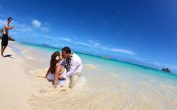 Lanikai beach wedding photos-11