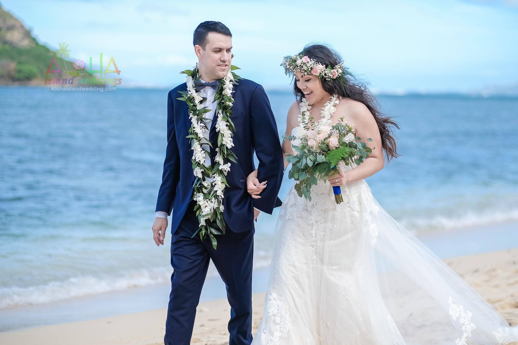 Hawaii weddings and events, Kualoa-28