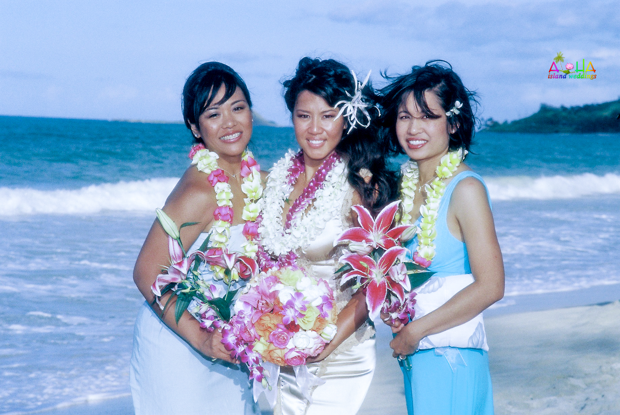 Beach wedding in Kailua-106
