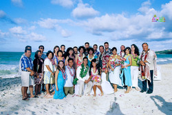 Beach wedding in Kailua-115