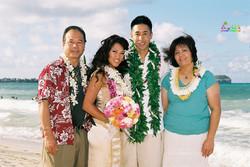 Beach wedding in Kailua-112