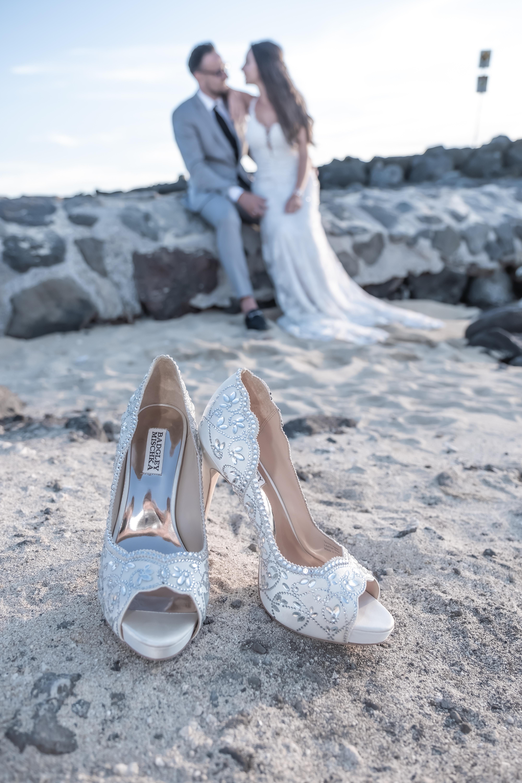 Magic island Hawaii beach wedding -67