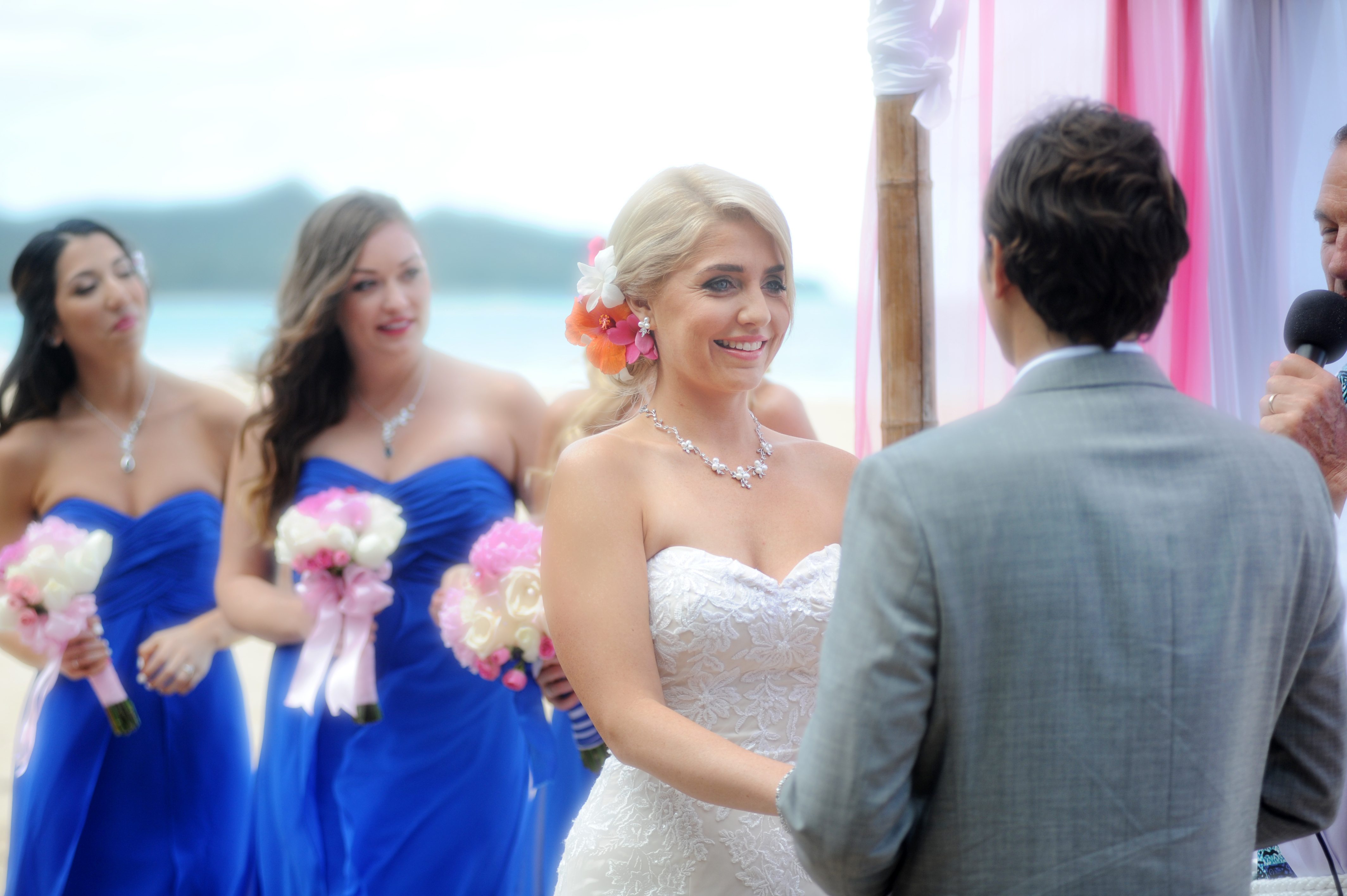 wedding In Hawaii - wedding ceremony-28