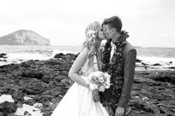 Hawaiian Wedding Pictre Romance -6