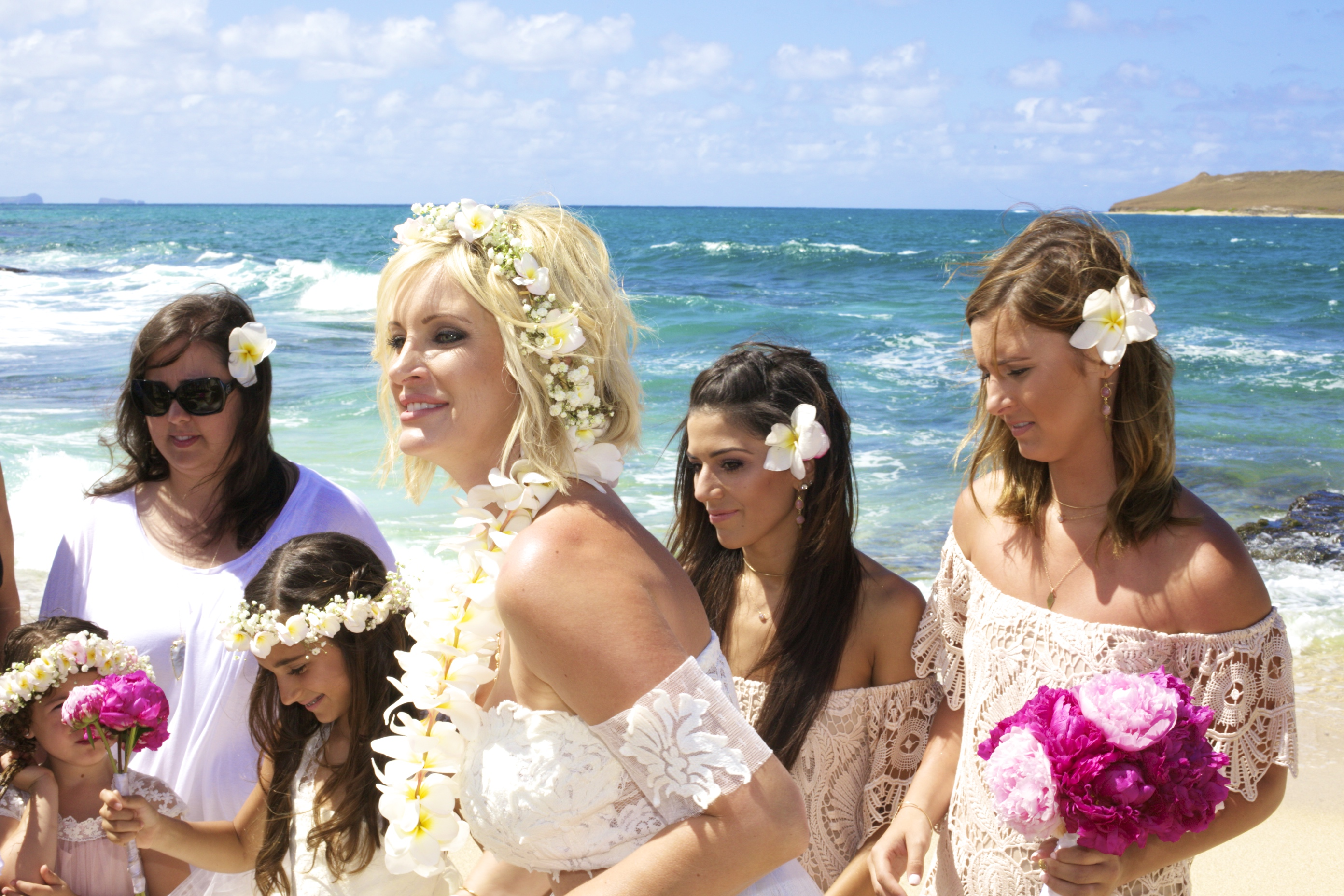 Vow Renewal in Hawaii -21
