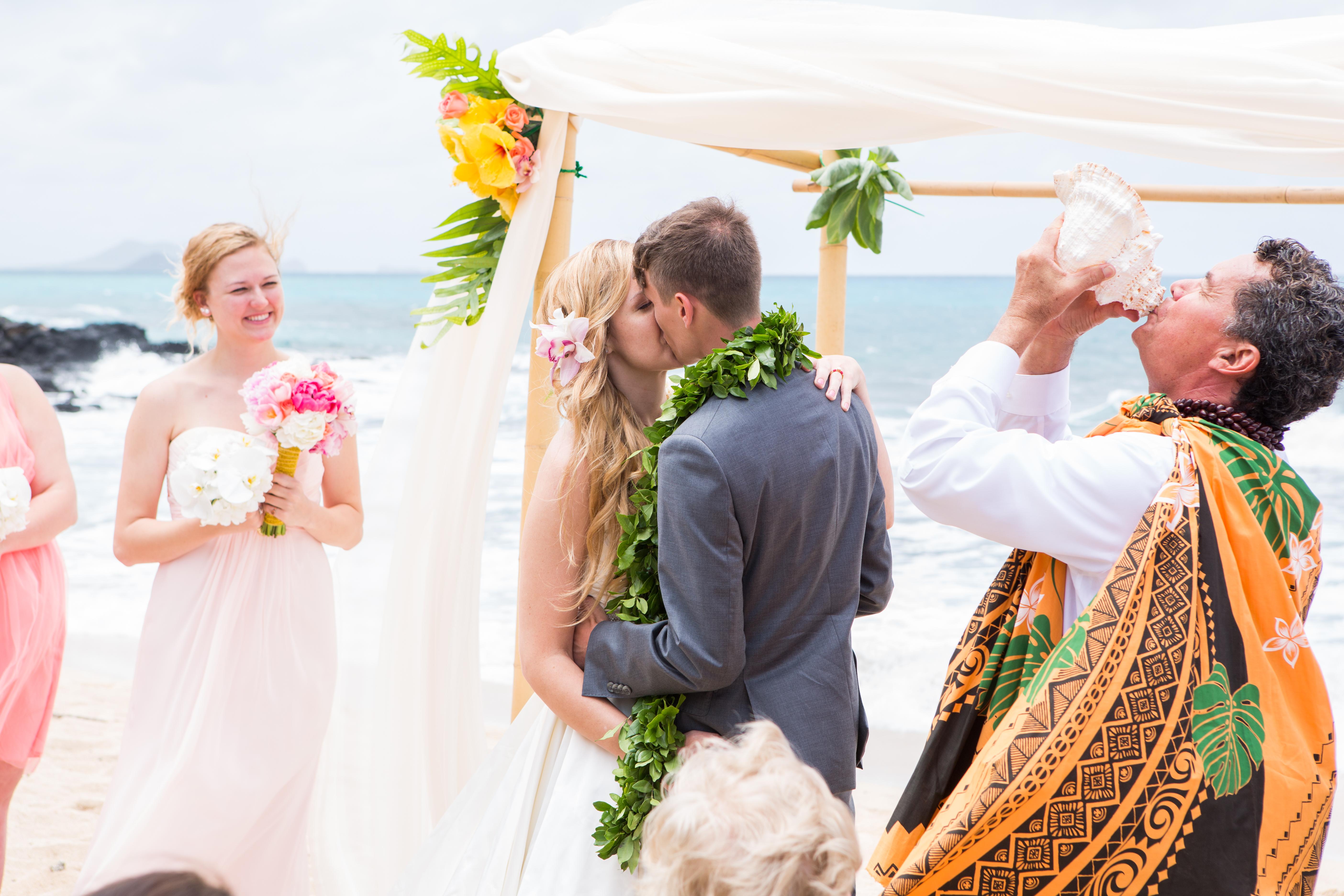 Hawaiian Wedding Ceremony -38