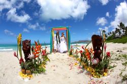 Beach Wedding in Hawaii-25