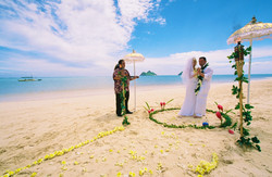 Alohaislandweddings- Lanikai wedding Picture -8