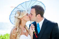 Hawaii wedding paradise cove 33