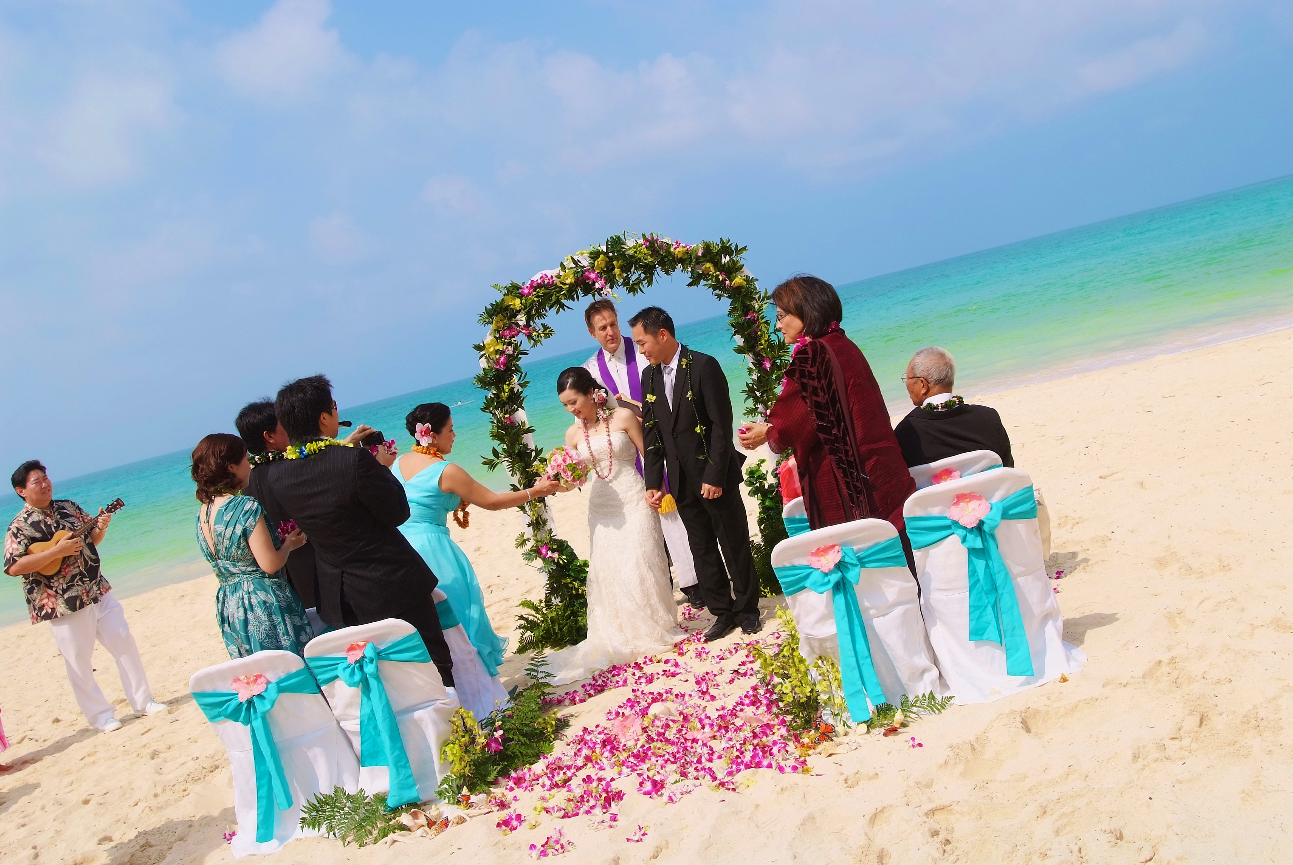 Wedding Picture in Hawaii -25
