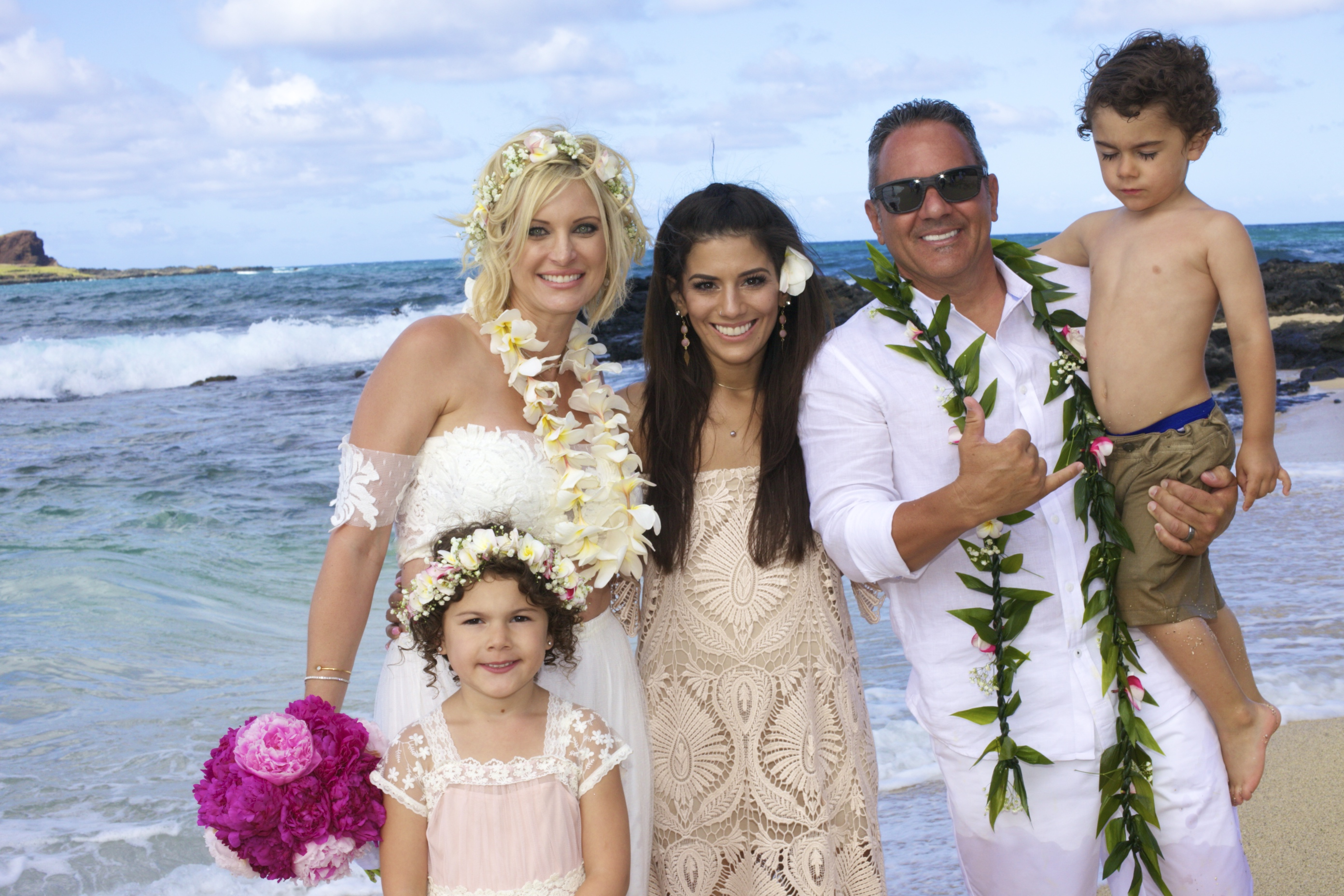 Vow Renewal in Hawaii -79