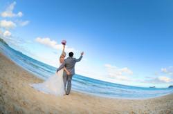 wedding In Hawaii with beautifull bride-3