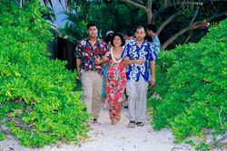 Beach wedding in Kailua-89