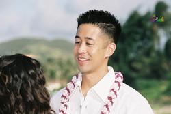 Beach wedding in Kailua-37